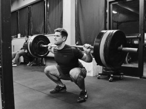 Back Squat is the solution to just about anything in terms of getting bigger or stronger. There is nothing else that is set in stone except that you have to do your squats.