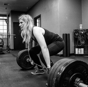 Your set-up is everything. Develop a routine, a checklist to go through each time you get under the bar. That will provide you with some consistency no matter what weight is on the bar.