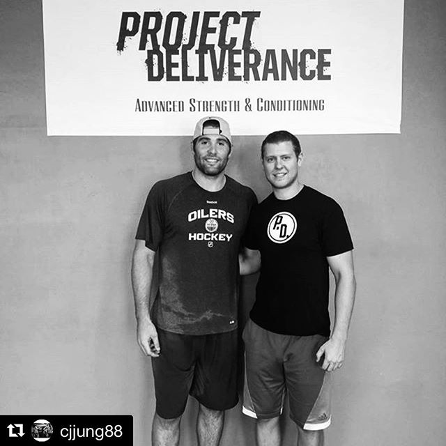 We were fortunate enough to have @patmaroon in the gym training with @cjjung88 this summer in preparation for the upcoming hockey season with @edmontonoilers. It was a huge blessing to get to know Pat over the past couple of months, and we all wish him huge success this upcoming season. @cjjung88 with @repostapp ・・・ Shoutout to the Big Rig, @patmaroon on a great offseason of training. He came in everyday and grinded each session out and worked as hard as he could, and now is fitter than ever. Excited to see what this season has in store for him in Edmonton. Work hard and stay healthy.