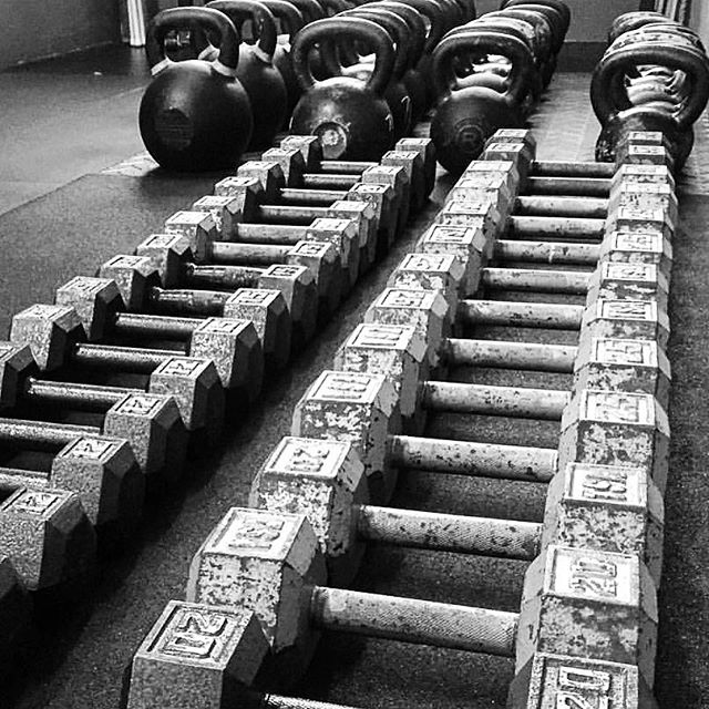 Like a set of dumbbells or kettlebells, Instagram is a tool. We use it as a window to show everyone what goes on inside the gym and to help teach life lessons. Gaining lots of followers is cool, but I'm more interested in helping people achieve their goals. You can have all the followers in the world, but if you don't use that influence to help enrich other people's lives, then who cares? It's not about what you have. It's about what you do with what you have. Don't become a slave to the system and let the things you own end up owning you. // // ? @horsepowerandbarbells