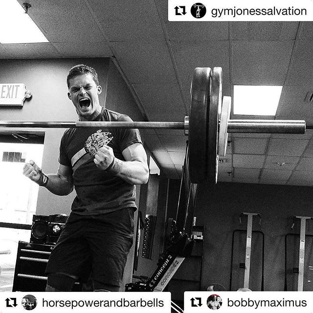 "Thank you for the kind words @bobbymaximus @gymjonessalvation. We owe much of our previous and continued success to Bobby Maximus, @lisa.boshard and the Gym Jones family. Know that Project Deliverance will ALWAYS have your back and will continue to raise the bar both in terms of performance and character. Let's put our foot to the floor, step on the gas, and reach new heights. Forward! @bobbymaximus ・・・ I always surround myself with the best. Matt has been a close friend for years and is one of our Fully Certified Instructors. We've trained together, feasted together, and had a lot of fun during the 9 years I've known him. I'm extremely proud of him and everything he has done. He's earned my respect one hundred times over. @gymjonessalvation ・・・ The Power-To-Weight ratio is one of the most important aspects of the Gym Jones philosophy. Whether you're 140lbs or 250lbs the goal is to be as strong as humanly possible for your weight. Matt Owen, one of our certified instructors is the absolute epitome of the ""Power-To-Weight"" ratio. Not only is @horsepowerandbarbells incredibly strong but he's also got a finely tuned engine (his PRs are listed below). He can lift, he can breathe, and is living proof that bigger isn't always better, nor does it always mean stronger. ______________________________________ Matt's PRs: Current Bodyweight: 190 # Deadlift: 515 # Back Squat: 425 # Front Squat: 352 # OHS: 285 # Snatch Balance: 275 # Snatch: 246 # Clean & Jerk: 308 # Power Snatch: 220 # Power Clean: 300 # Clean: 320 # Jerk: 315 # Power Jerk: 285 # 500m Row: 1:19.8 500m Ski: 1:25.4 2000m Ski: 6:51.8 2000m Row: 6:36.2 5000m Row: 17:46.5 60min Row: 16,032m"