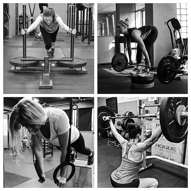 "At Project Deliverance, we strive to teach the consistency of hard work, lifting technique, and recovery practices which result in the increased performance and consequently enhanced appearance of our clients and athletes. The methods we used are based on old ideas, new research, creativity, anecdotal evidence, and our own practice. And we have some awesome ladies who really ""get it"" and reap the benefits of their hard work and our expertise. // // ? @horsepowerandbarbells"