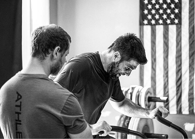 @patmaroon & @cjjung88 putting in the hard work in the off-season. Winning doesn't come easy in the NHL, and every inch, every rep, and every workout can be the difference during the regular season. // // 📸 @horsepowerandbarbells