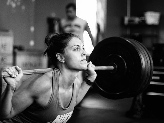 @eopfer is one strong chick. We are very proud of her and are extremely happy to have her back home. // // 📸 @horsepowerandbarbells