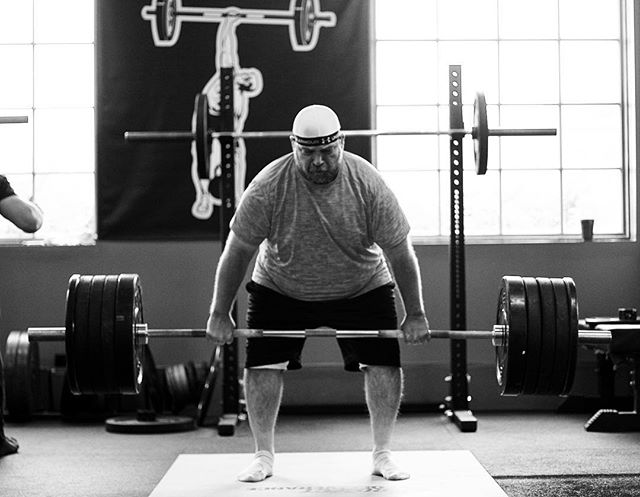 Carl has been training at the gym since April and has taken off a ton of weight and added to his strength and range of motion considerably. He's training for a half marathon this fall and we couldn't be more proud of the progress he's made and to have him as a part of The Project. // // 📸 @horsepowerandbarbells