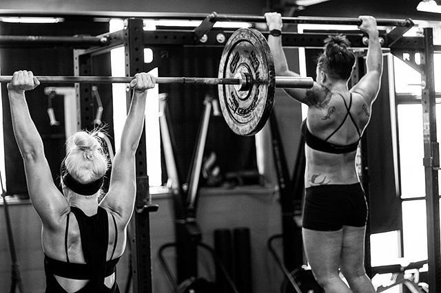 We are excited to have @iifymbossbabe @iifymcoachjulia & @djdzn6 from @sleekbikiniteam at The Project. They are one badass group of hard working ladies, and the future is indeed bright. // // 📸 @horsepowerandbarbells