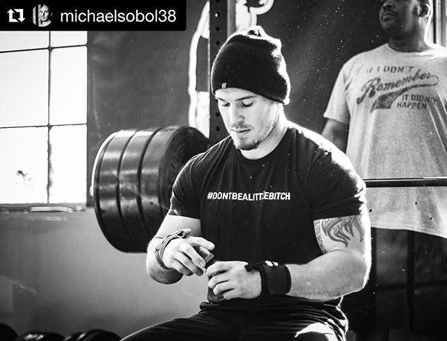Repost @michaelsobol38 // It's our mantra. It's our mindset. We work here. We are family here. No bullshit. Just hard work that carries over into every aspect of life. // // @horsepowerandbarbells