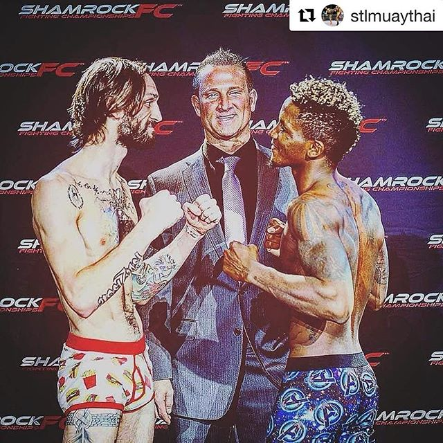 Best of luck to our friend @stlmuaythai as he makes his MMA Debut in the 125 # Class this evening. We are proud to have him in the @pdeliverance family and to support him for each of his fights. //