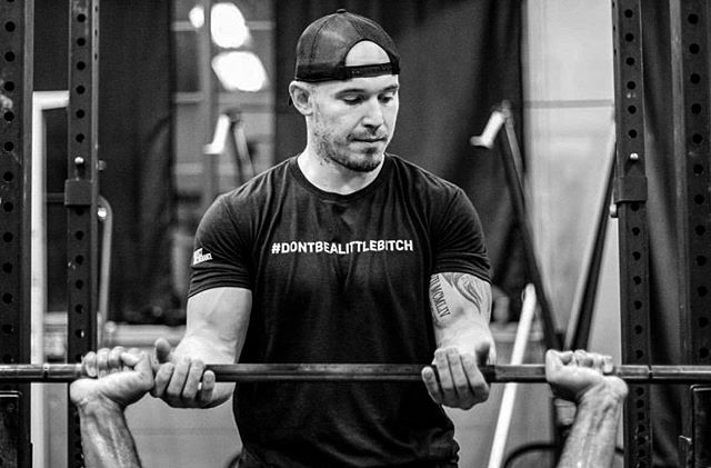 Social Media is destroying our society and is a breeding ground for cowardice and passive aggressive behavior. Join the movement and help us raise the banner of hard work, integrity, and positive atmosphere. Support your brothers and sisters in the pursuit of their individual goals. Don't be a little bitch. // LINK IN BIO // // 📸 @horsepowerandbarbells