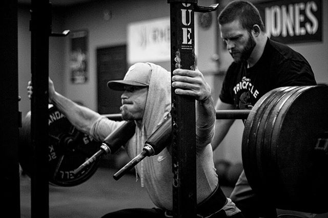 Outcome based training is the objective. Pick up and use the correct tool to fix the problem. // // 📸 @horsepowerandbarbells
