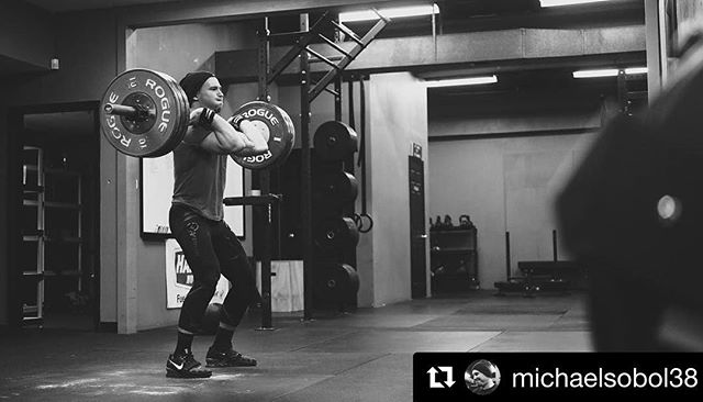 If you want to be fast, you've got to lift fast. // // Repost @michaelsobol38 // You against the bar.  @captainslasher