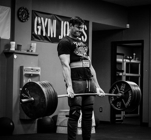 Big John has an 'anytime' Deadlift Max of 585 #. He's the lightest he's been in awhile and he hasn't been lifting super heavy as of late. We all want to know what we can do on our best day, but what can you do on your worst day? What's your anytime best? // // 📸 @horsepowerandbarbells