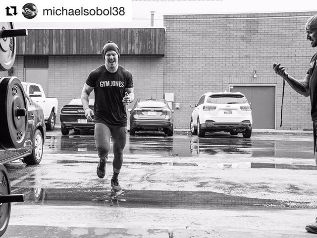 Through the Line! // // Repost @michaelsobol38 // This week was amazing. All in with everything. @gymjonessalvation advanced seminar is top notch and everyday I learned from the best in the business. Thank you to Every person that made this week great. I'm a better person and coach leaving here. //  @lisa_boshard