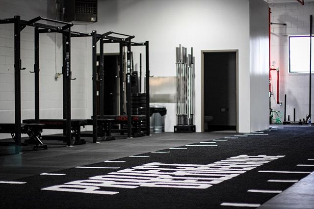 Big things ahead. Come visit our new space from 10am to 4pm today and drop in for our workout at 4pm. Also, check out @subzero_wellness_stl and try cryotherapy and their @ntrecovery systems. // // 📸 @horsepowerandbarbells