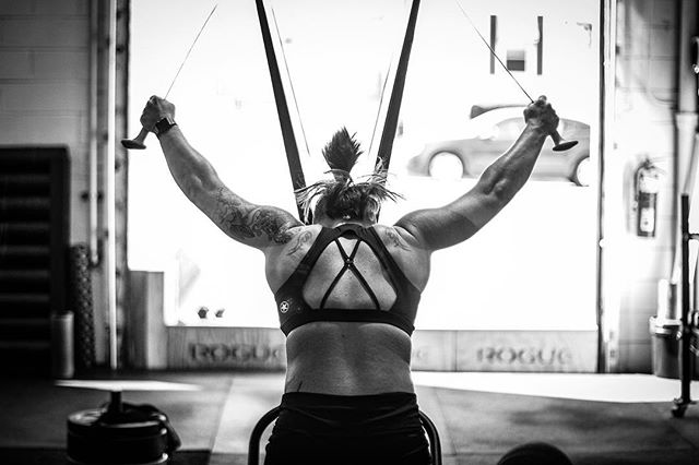 A mind troubled by doubt cannot focus on the course of victory. At The Project, we train to eliminate doubt at every turn. Charge toward the light - victory. // // 📸 @horsepowerandbarbells