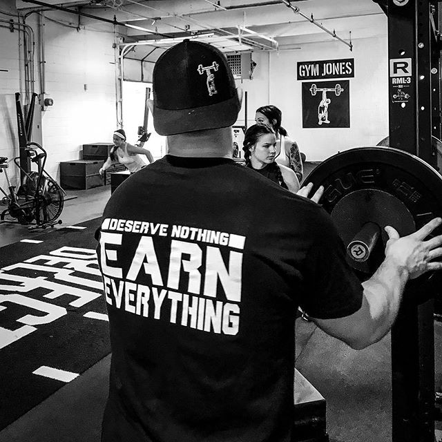 This week, it's there for the taking. GO GET IT. // // 📸 @horsepowerandbarbells