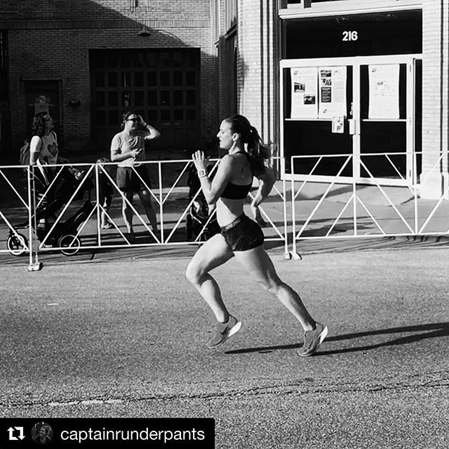 Danielle got out and tore up the 5K course this morning. Her pursuit of a sub 3 hour marathon continues at a strong pace. // Repost @captainrunderpants // First race of the summer in the books! It was hot. It was humid. It was hard as shit, but it was fun! Fought hard for 18:44 (6:02 avg) and 8th place female!