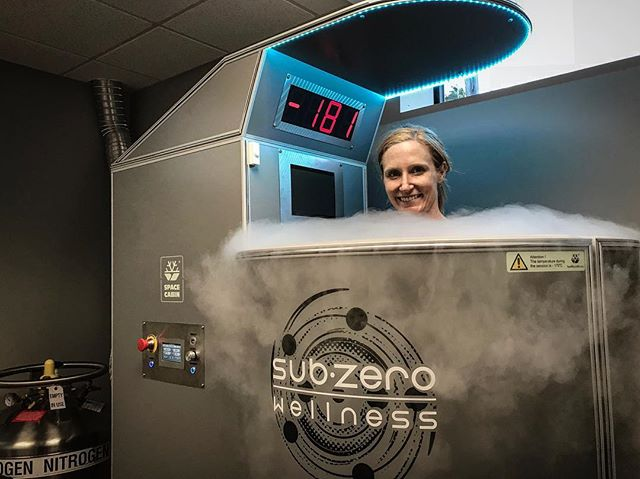 The real secret to success when it comes to performance isn't just working hard and eating correctly, it's getting the proper Recovery done each day to allow your body to adapt to the stimulus. Our partners at @subzero_wellness_stl understand that recovery is more than 50% of the process. Cryotherapy, Normatec, and Body Work all pays dividends when you're trying to achieve success in any athletic endeavor. Get over to @subzero_wellness_stl and Recover as hard as you train. //