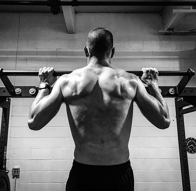 @andrew.opfer back in the house and fresh out of USMC Basic Training. We are all proud of him. // // 📸 @horsepowerandbarbells