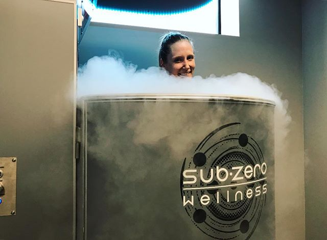 Cryotherapy is a very powerful recovery modality for Endurance Athletes, Fighters, Strength Sports, General Fitness, and anyone who has a lot of repetitive stress in their training or job. Come check out @subzero_wellness_stl and see what 150 seconds of chill can do for your performance.